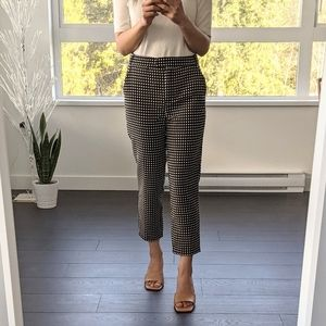 Abercrombie & Fitch Cropped Pants Trousers